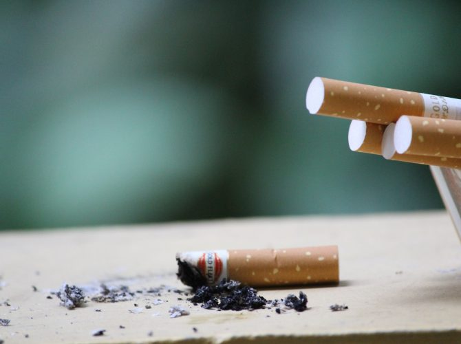 Smoking Cessation Plan